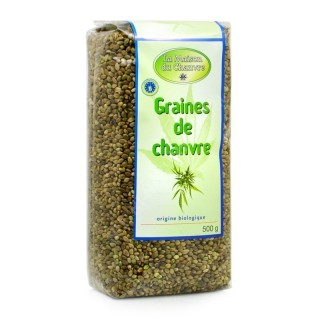 graines de chanvre : découvrez nos graines de chanvre